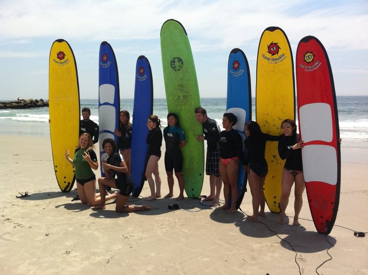 The New York Surf School, the only Surf School in NYC endorsed by Boarders ...